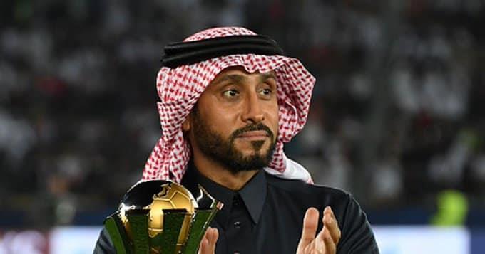 سامي الجابر يعتذر عن تغريدة أساء فيها للأمير نواف بن سعد