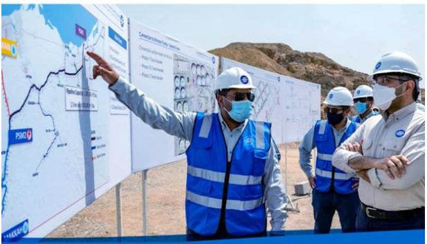 """""""التحلية"""" تطلق أنظمة نقل مياه """"رابغ- جدة – مكة"""" نهاية العام"""