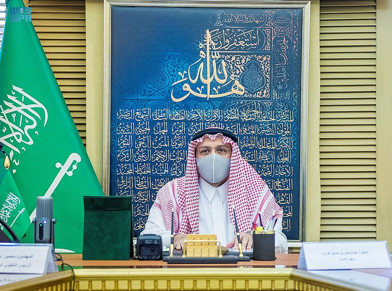 أمير القصيم يرأس اجتماع اللجنة الإشرافية العليا لبرنامج مبادرة السقيا