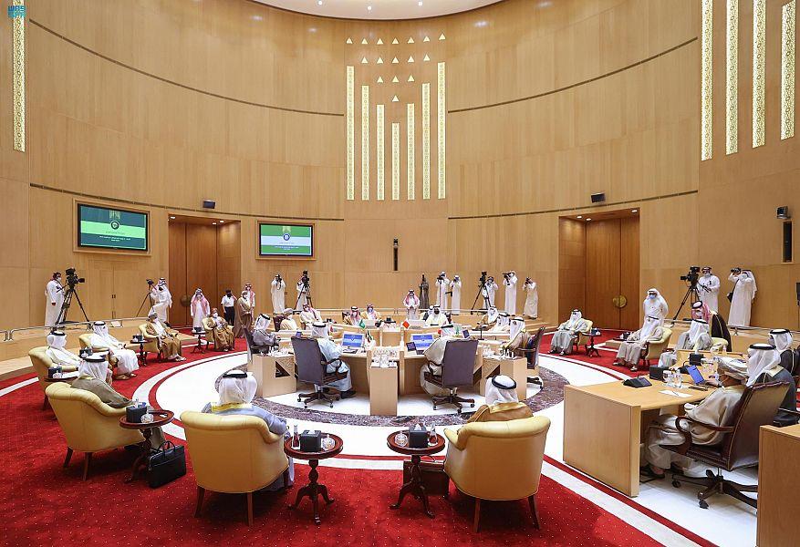 صدور بيان المجلس الوزاري لدول مجلس التعاون في دورته الـ 148