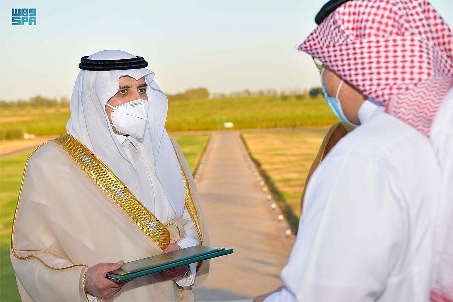جائزة سمو أمير منطقة تبوك للمزرعة النموذجية تسهم بتطور الزراعة بمدن ومحافظات المنطقة