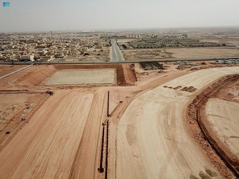 """""""الوطنية للإسكان"""": 40% نسبة إنجاز أعمال البنية التحتية لمشروع المشرقية"""