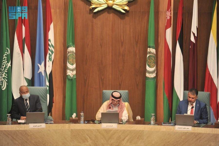 """""""القصبي"""" يقدم مقترحات بشأن عضوية المكتب التنفيذي لوزراء الإعلام العرب"""