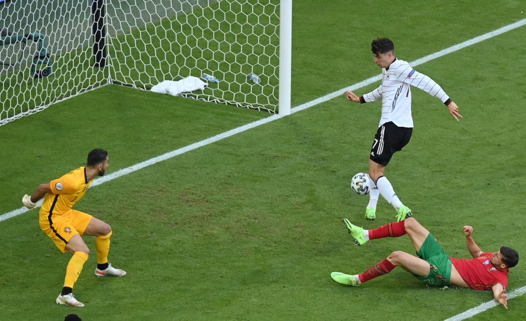 يورو 2020.. ألمانيا تلقن البرتغال درسا قاسياً في المباراة الأكثر إثارة