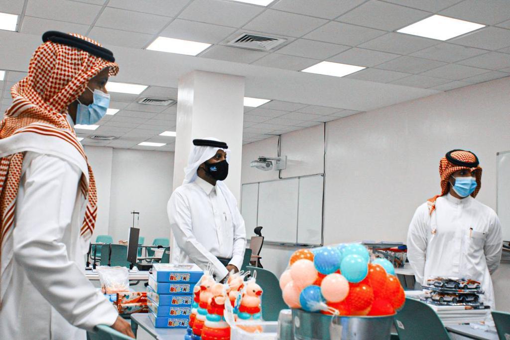 جامعة الإمام عبد الرحمن بن فيصل تستعد لانطلاق موهبة الإثرائي الأكاديمي