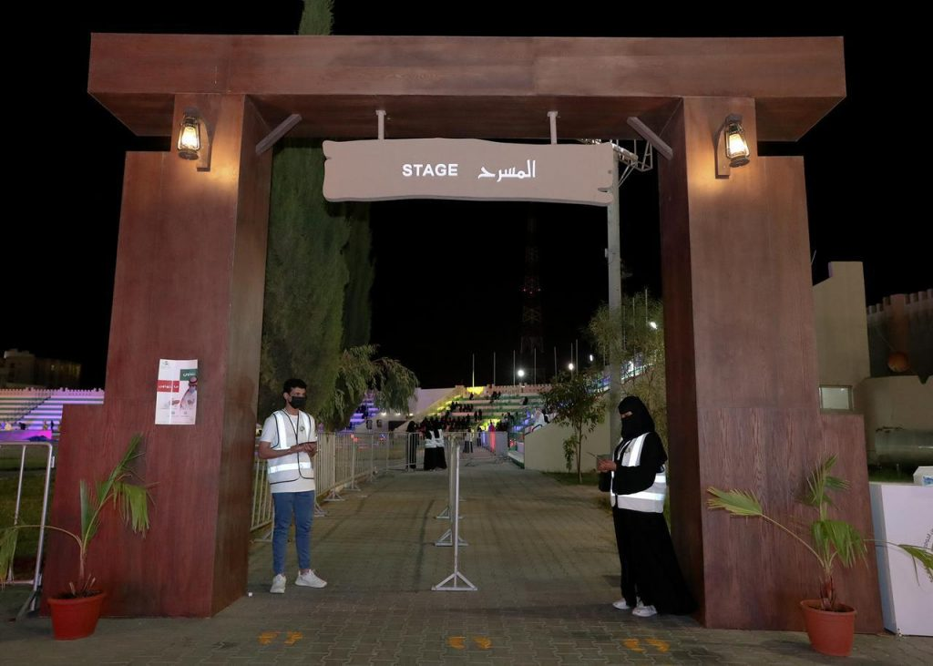 120 متطوعاً ومتطوعة يساهمون في تنظيم فعاليات مهرجان زيتون الجوف الدولي