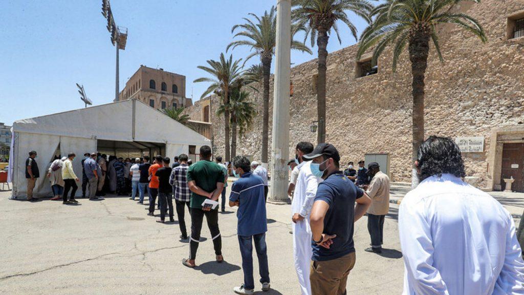 وزارة الصحة الليبية تعلن دخول البلاد حالة الطوارئ الصحية