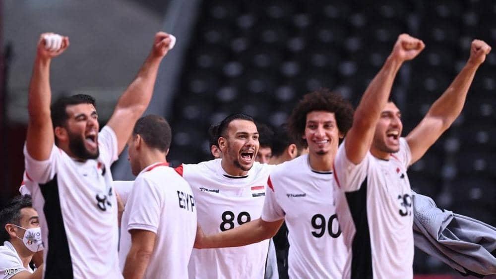 مصر تهزم السويد في كرة اليد وتتأهل لربع نهائي أولمبياد طوكيو