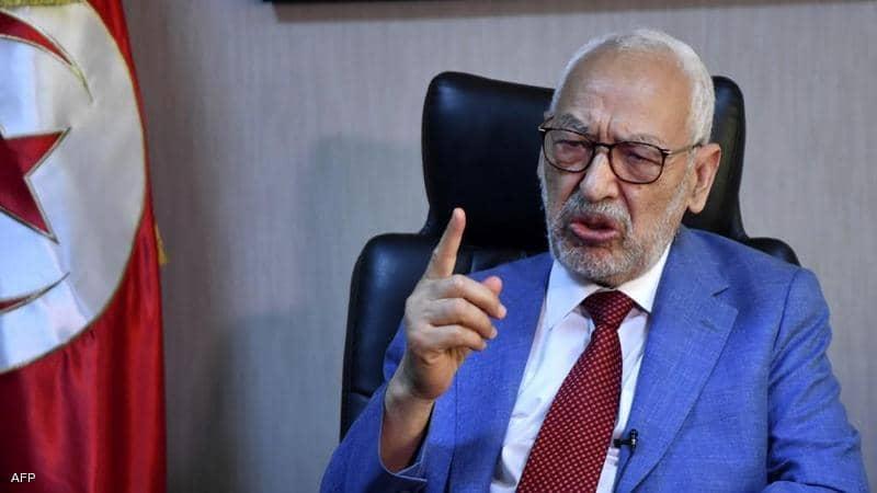 الغنوشي يلمح لعودة العنف والإرهاب لتونس.. ويهدد أوروبا