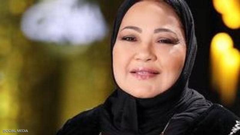 وفاة الفنانة الكويتية انتصار الشراح