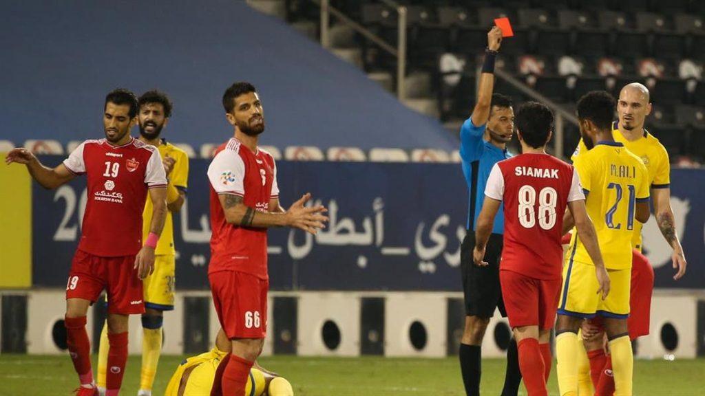 """""""كاس"""" تحدد موعد النظر في قضية النصر ضد """"برسبوليس"""" الإيراني"""