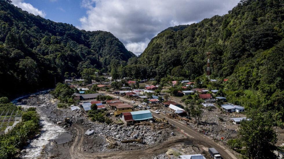 إجلاء للسكان وانقطاع للكهرباء بعد هزة أرضية في بنما