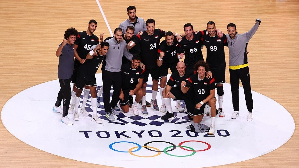 مصر تفوز على اليابان في منافسات كرة اليد وتقترب من دور الثمانية بأولمبياد طوكيو