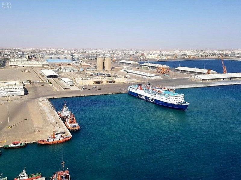 ميناء ينبع التجاري يستقبل أول سفينة كروز سياحية