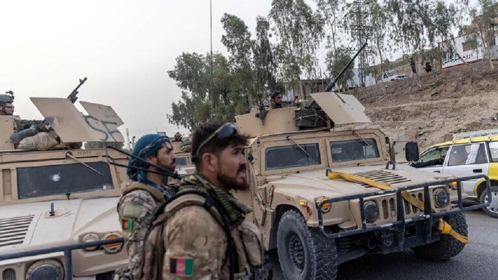 مقتل 8 عسكريين بهجوم لطالبان في أفغانستان