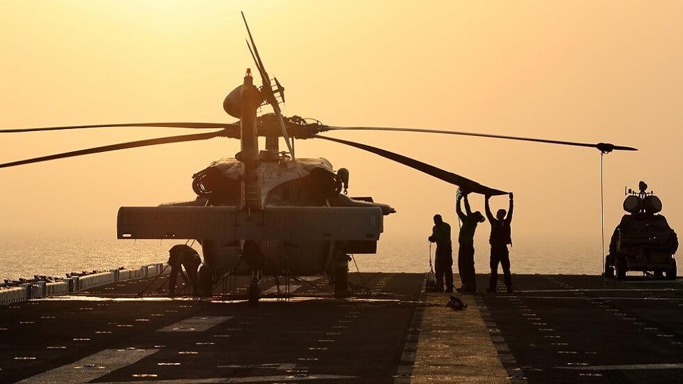 الجيش الأمريكي يكشف كيفية تنفيذ الهجوم على ناقلة النفط الإسرائيلية قبالة عمان