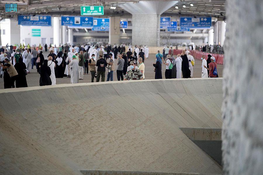 حالة الطقس في مكة المكرمة والمدينة المنورة ومشعر منى