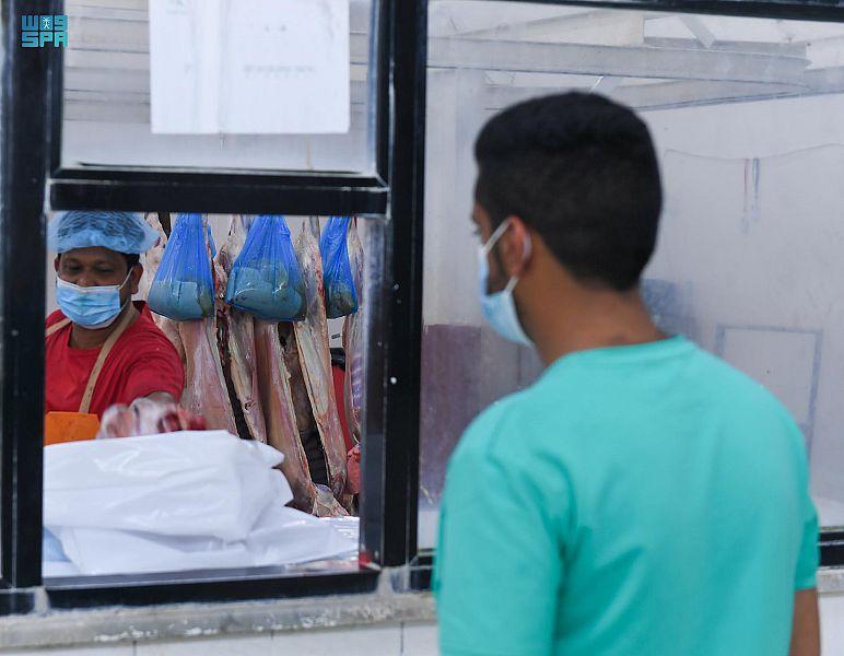 مسالخ تبوك تستقبل أكثر من 5700 أضحية خلال أيام عيد الأضحى