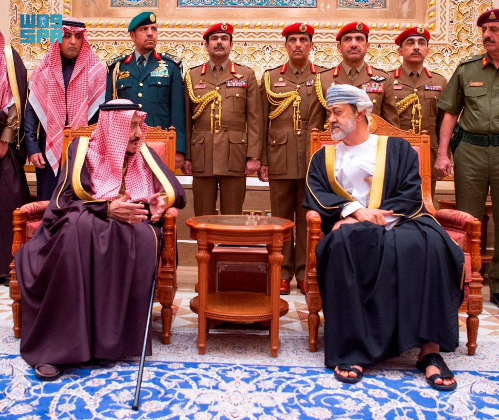 المملكة وعُمان .. علاقات راسخة لمستقبل واعد