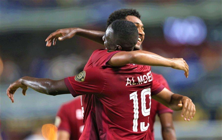 قطر تهزم هندوراس وتصعد إلى ربع نهائي كأس الكونكاكاف الذهبية