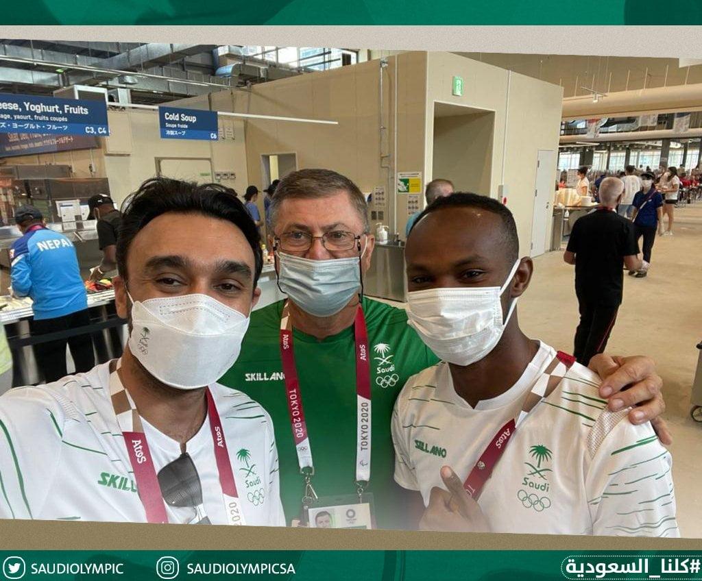 """الفيصل يُساند ممثلي المملكة في أولمبياد """"طوكيو"""""""