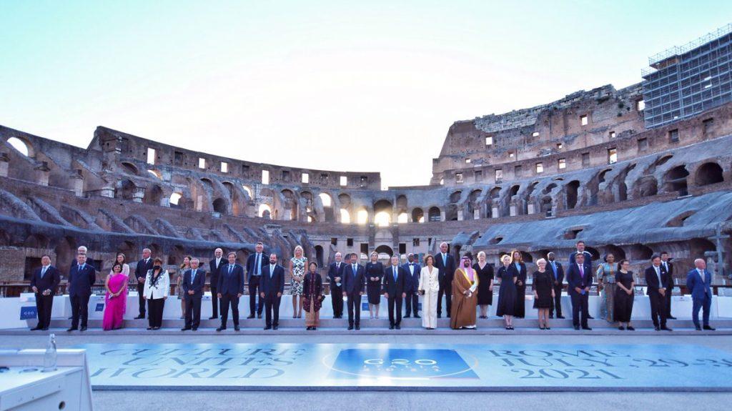 الأمير بدر بن فرحان يستعرض خلال اجتماع وزراء الثقافة بقمة العشرين المساعي المتواصلة للمملكة للحفاظ على التراث الثقافي
