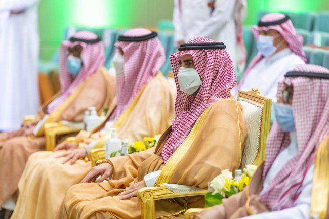 أمير الجوف يفتتح ويدشن مبنى تعليم القريات بتكلفة تجاوزت 27 مليون ريال