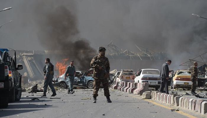مقتل 5 أشخاص في انفجار بالقرب من منزل القائم بأعمال وزير الدفاع في أفغانستان