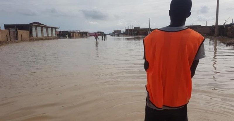 مقتل سودانييَن وانهيار 3 مرافق حكومية بولاية الجزيرة إثر هطول أمطار غزيرة