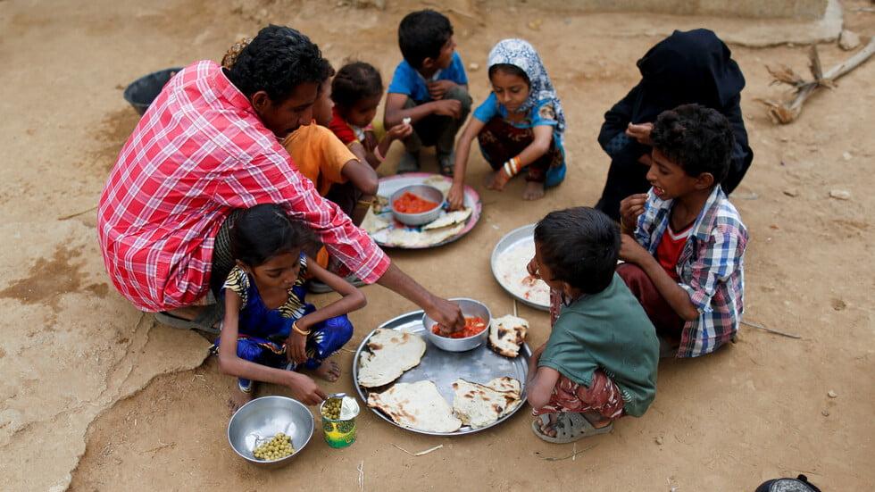 البنك الدولي يحذر: 70% من سكان اليمن يواجهون خطر المجاعة