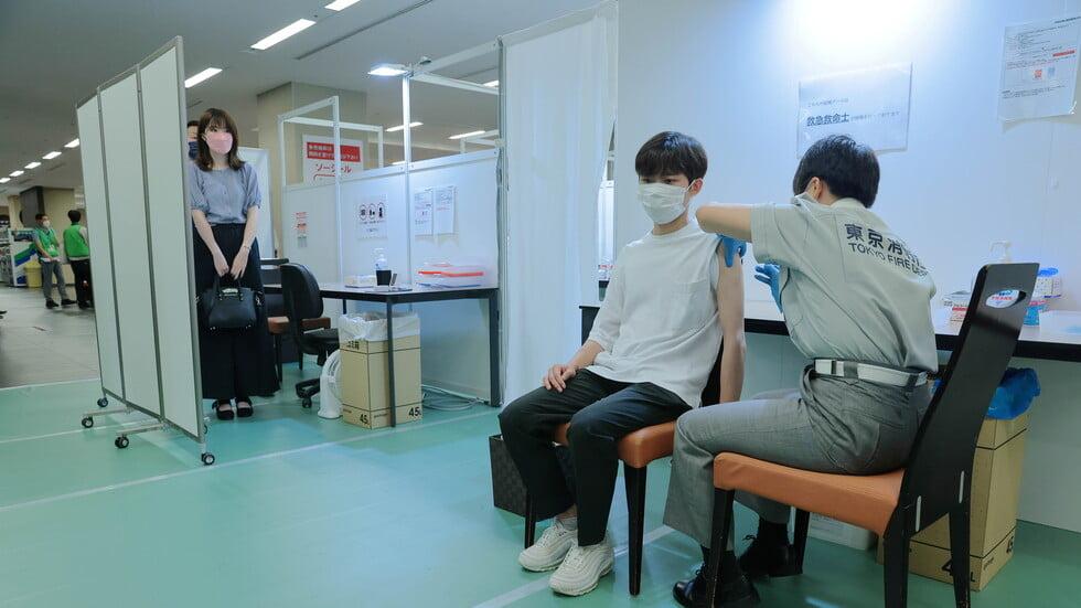 """اليابان.. طفرة """"دلتا"""" تمثل 90% من إصابات كورونا في طوكيو"""