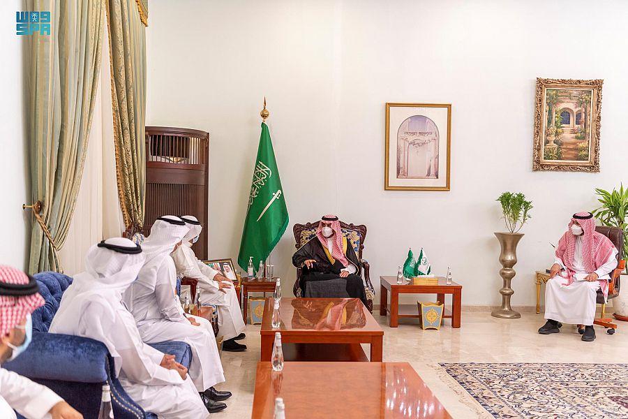 أمير منطقة الجوف يدشّن وحدة المتابعة والتنسيق لمتابعة المشاريع التنموية وتسريع إيصالها للمواطنين