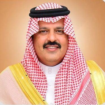 أمير منطقة حائل وسمو نائبه يعزيان أسرة الجار الله