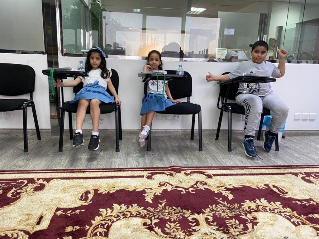 """مركز """"تعارفوا"""" يطلق ورشة عمل لتنمية مهارات الأطفال وتعزيز شخصياتهم"""