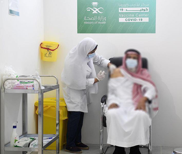 ارتفاع عدد جرعات لقاح كورونا المعطاه إلى 27.6 مليون