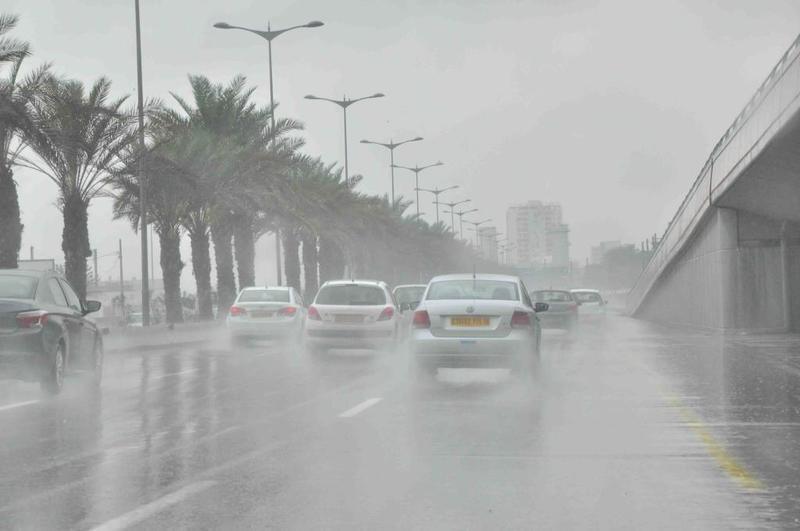 أمطار غزيرة وسيول.. حالة الطقس المتوقعة غدًا