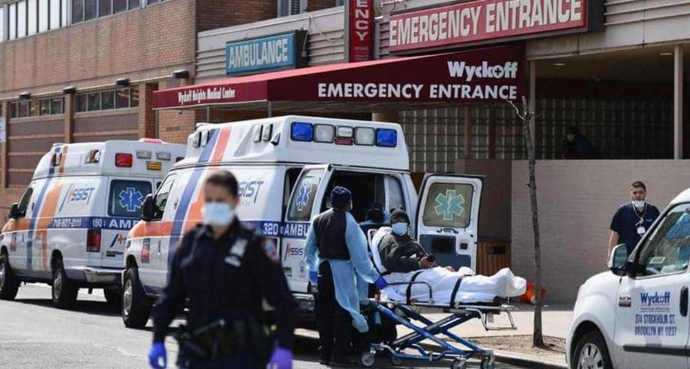 الولايات المتحدة.. 10 قتلى و12 جريحا بانقلاب حافلة كانت تقل عمالا مهاجرين