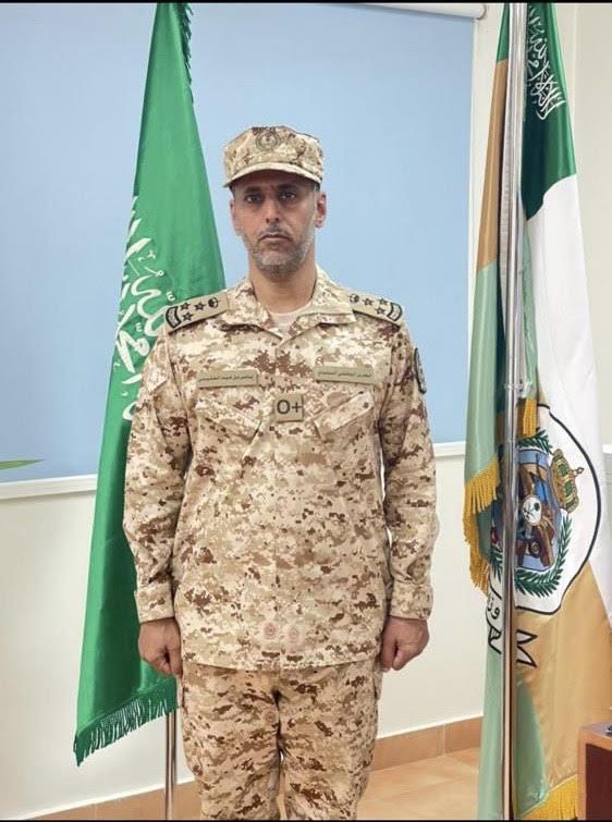 ترقية العقيد ياسر العتيبي إلى رتبة عميد