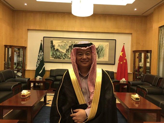"""سفير الصين لدى الرياض:""""ما زلتُ أتعلم الثقافة السعودية"""""""