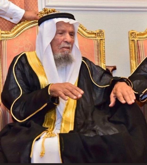 وفاة الشيخ علي بن جابر أبوساق شيخ شمل قبائل آل فاطمة