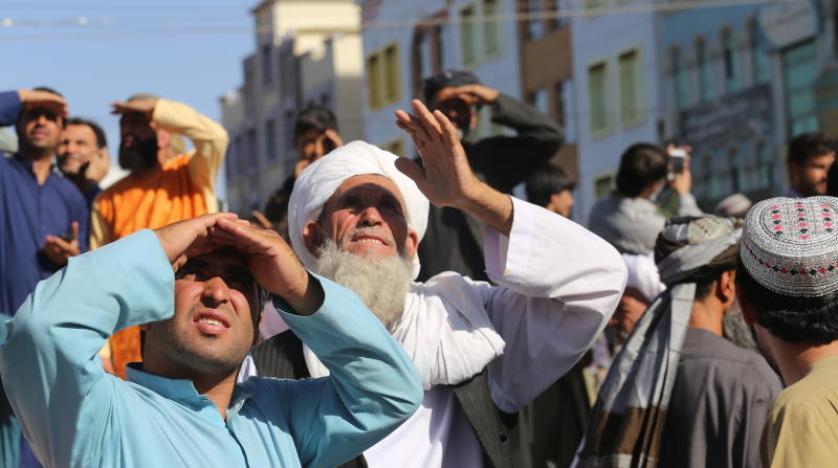 طالبان تحظر حلاقة اللحى في أفغانستان