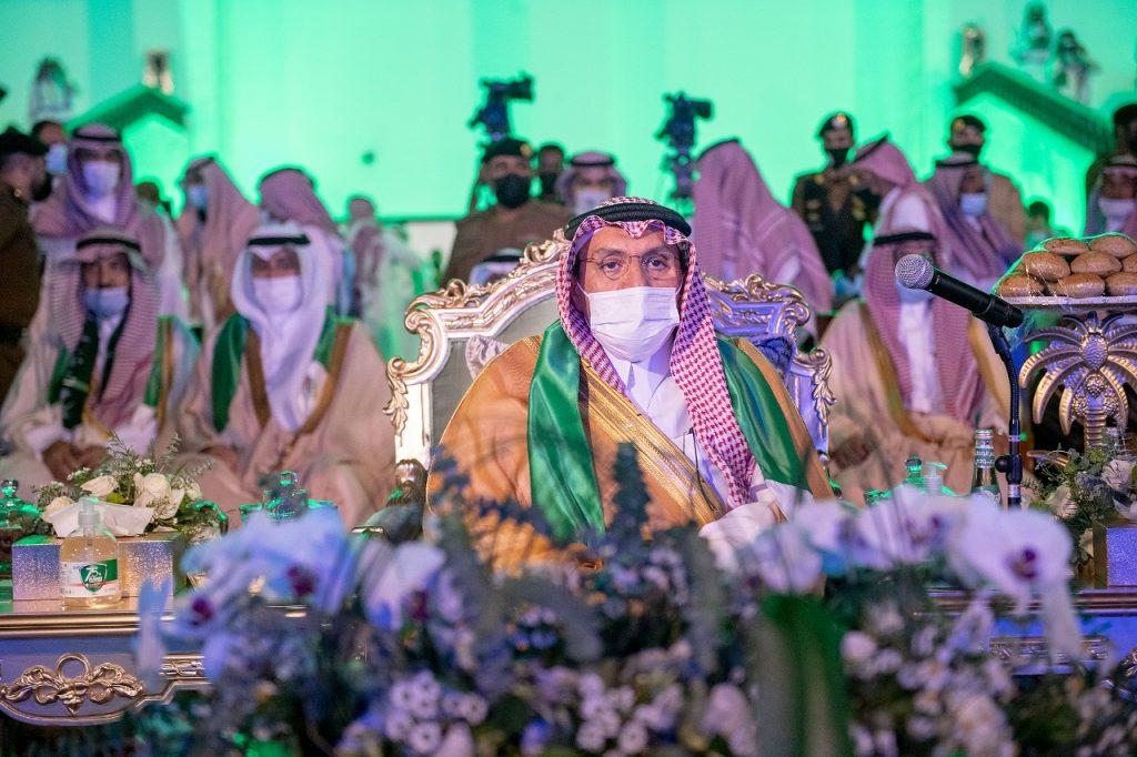 أمير القصيم يرعى حفل أمانة المنطقة بمناسبة اليوم الوطني الـ91 (صور)