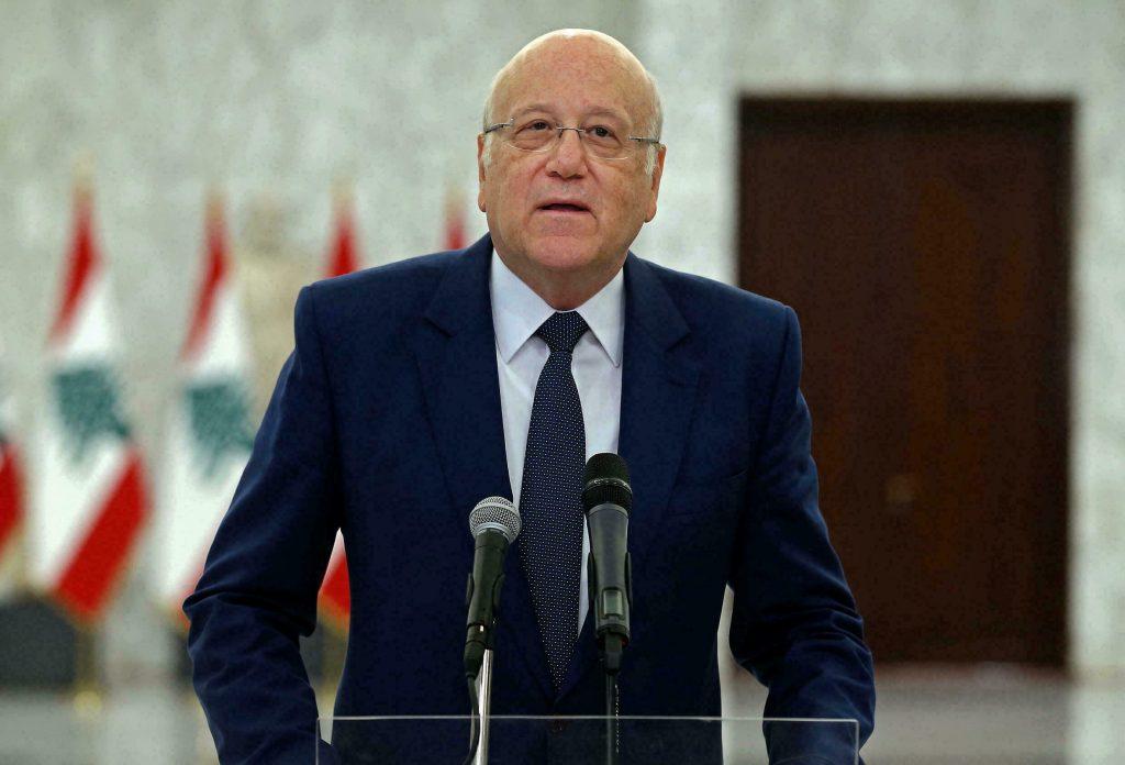 رئيس الوزراء اللبناني يطلب زيارة المملكة ومصر ودول خليجية