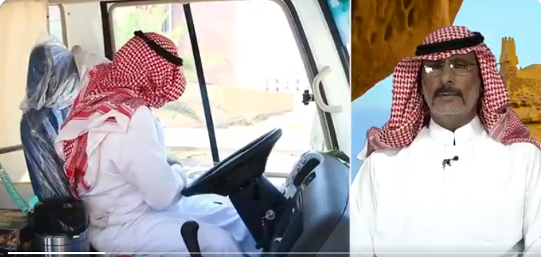 سائق حافلة بالجوف يقدم الوجبات للطالبات مجانًا منذ 10 سنوات لهذا السبب (فيديو)
