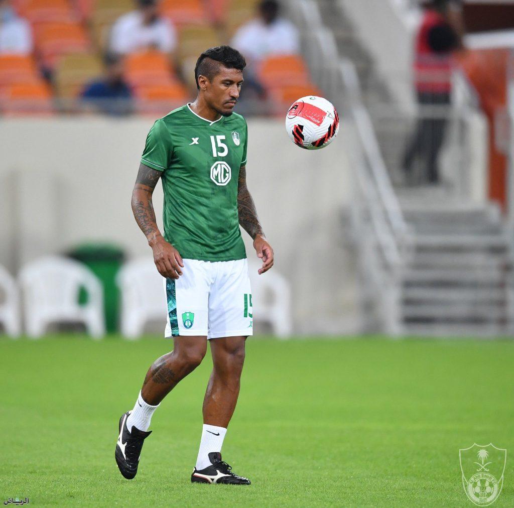 """الأهلي ينهي عقده مع البرازيلي """"باولينيو"""" بالتراضي ويكشف السبب"""