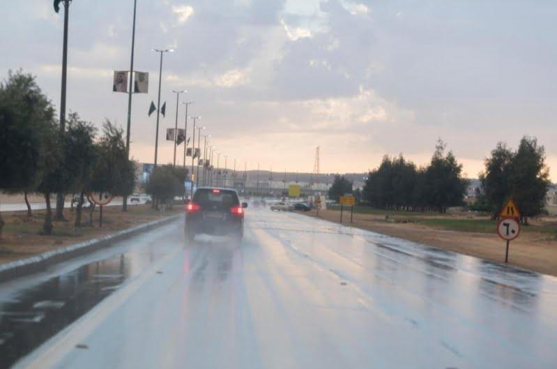 """""""الأرصاد"""" تحذر: أمطار وسحب رعدية تضرب 5 مناطق بالمملكة خلال الساعات المقبلة"""