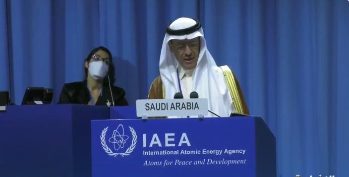 وزير الطاقة: المملكة تجدد دعمها للوكالة الذرية لترسيخ الاستخدام السلمي للطاقة النووية