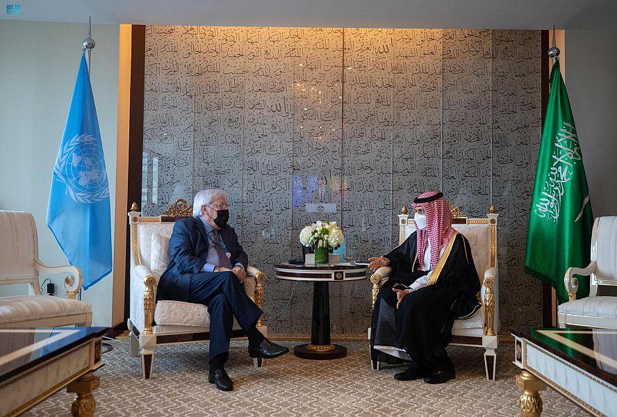 وزير الخارجية يلتقي وكيل الأمين العام للأمم المتحدة للشؤون الإنسانية ومنسق الإغاثة في حالات الطوارئ