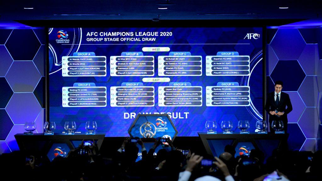 سحب قرعة ربع نهائي دوري أبطال آسيا 2021 خلال ساعات