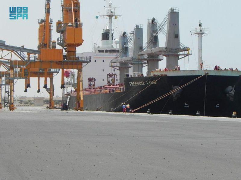 ارتفاع عدد الحاويات في موانئ المملكة إلى 20% خلال أغسطس